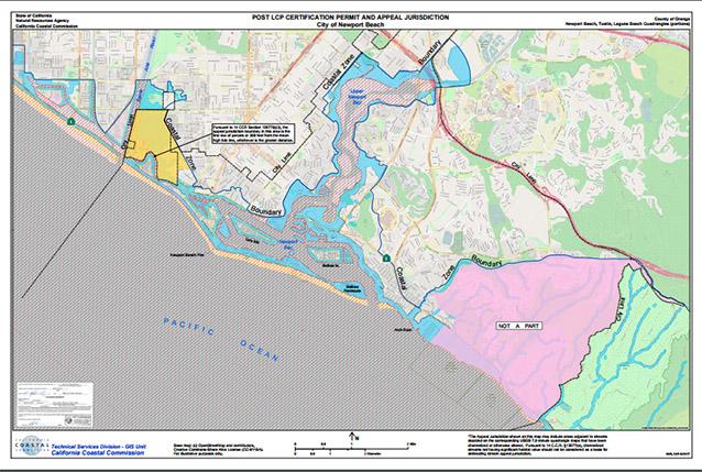 Map Catalog City Of Newport Beach